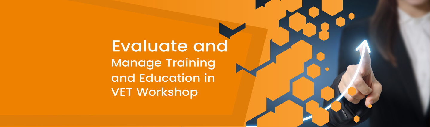Insources - Evaluate and Manage Training and Education in VET workshop